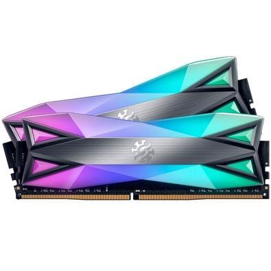 Memória Ram Xpg 16gb Kit(2x8gb) Ddr4 4133mhz Ax4u413338g19j-dt60 Adata