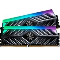 Memória XPG Spectrix D41, RGB, 32GB (2x16GB), 3200MHz, DDR4, CL16, Cinza - AX4U3200316G16A-DT41