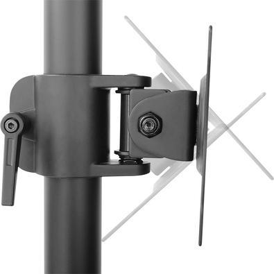 Suporte para Monitor PCYes, 13´ a 27´, Altura Ajustável - PLMSM01B (31585)