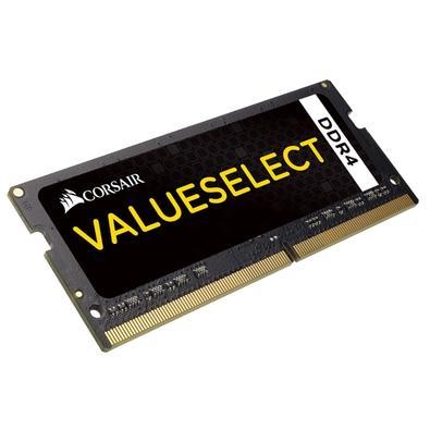 Memória Corsair Value Select Para Notebook 32GB (2x16GB) 2133Mhz DDR4 C15 - CMSO32GX4M2A2133C15