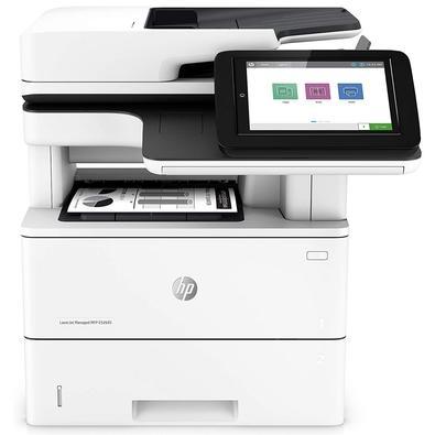 Multifuncional HP LaserJet Managed E52645, Laser, Mono, Wi-Fi, 110V - E52645DN