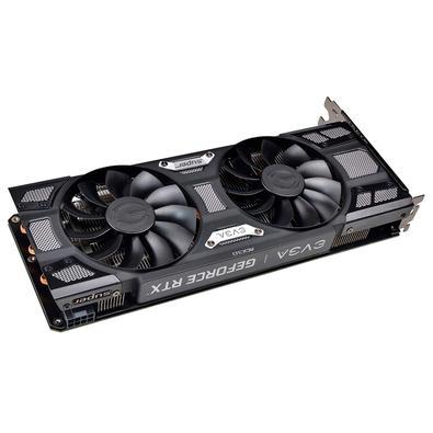 Placa de Vídeo EVGA NVIDIA GeForce RTX 2060 Super SC Black Gaming, 8GB, GDDR6 - 08G-P4-3062-KR
