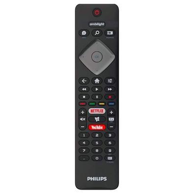Smart TV Philips LED 50´ UHD 4K, 3 HDMI, 2 USB, Bluetooth, Wi-Fi, HDR - 50PUG6654/78