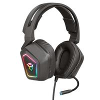 Headset Gamer Trust GTX 450 Blizz, RGB, 7.1 Som Surround, Drivers 40mm - 23191