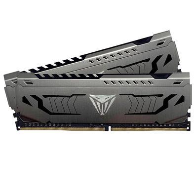 Memória Patriot Viper Steel 16GB (2x8GB), 3866MHz, DDR4, CL18 - PVS416G386C8K