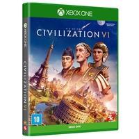 Game Sid Meiers Civilization VI Xbox One