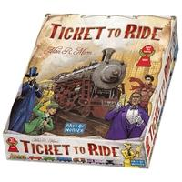Jogo Ticket to Ride - TTR001