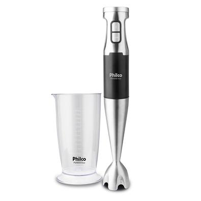 Mixer Philco PMX650, 110V, Inox/Preto - 53201021