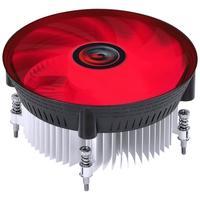 Cooler para Processador PCYes Nótus I300, LED Vermelho, Intel - PAC120PRLV