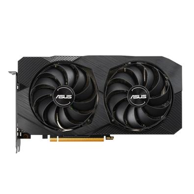 Placa de Vídeo Asus Dual AMD Radeon RX 5500 XT EVO, 8GB, GDDR6 - DUAL-RX5500XT-O8G-EVO
