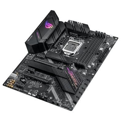 Placa-Mãe Asus ROG Strix B460-F Gaming, Intel LGA 1200, ATX, DDR4