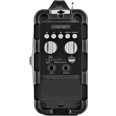 Caixa Amplificada Mondial Thunder XII, LED, 100W, Bluetooth, USB - MCO-12