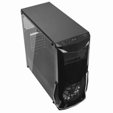 Computador Gamer Brazil PC Intel Core i5-9400, 8GB, SSD 240GB, Linux - 45672