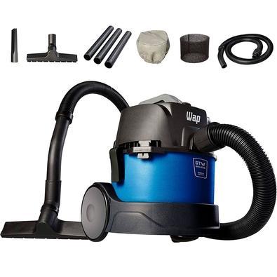 Aspirador de Água e Pó WAP GTW Bagless, 1400W, 110V, Azul/Preto - FW007430
