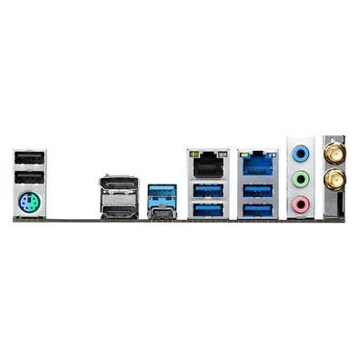 Placa-Mãe ASRock Z490M-ITX/ac, Intel LGA 1200, Mini-ITX, DDR4 - 90-MXBC00-A0UAYZ