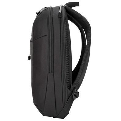 Mochila Targus Intellect Essentials, para Notebook até 15.6´, Resistente à Água, Preta - TSB966DI70