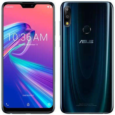 Smartphone Asus Zenfone Max Pro M2, 64GB, 13MP, Tela 6.2´, Black Saphire - ZB631KL-4D089BR