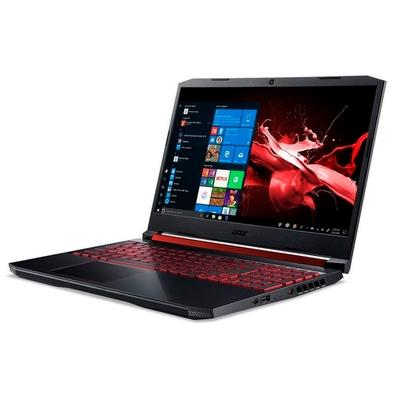Notebook Gamer Acer Aspire Nitro 5 Intel Core i5, 8GB, 1TB, SSD 128GB, NVIDIA GTX 1650, Windows 10 - AN515-54-528V