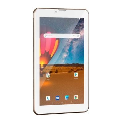 Tablet Multilaser M7 3G Plus, Bluetooth, Dual Chip, Android Oreo Go Edition, 16GB, Tela de 7´, Dourado - NB306