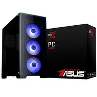 Computador Gamer BRX Powered By Asus Intel Core i5-9400F, 16GB, 1TB, SSD 240GB, GTX 1660 6GB, Windows 10 Pro - PCI59400F16GB1TB240GB1660W10B