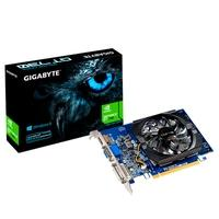 Placa de Vídeo Gigabyte NVIDIA GeForce GT 730, 2GB, GDDR5, REV 2.0 - GV-N730D5-2GI