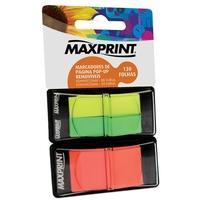 Marcador de Página Maxprint, 130 folhas - 741982