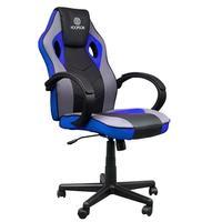 Cadeira Gamer Hoopson Grey/Blue - HP-CG503