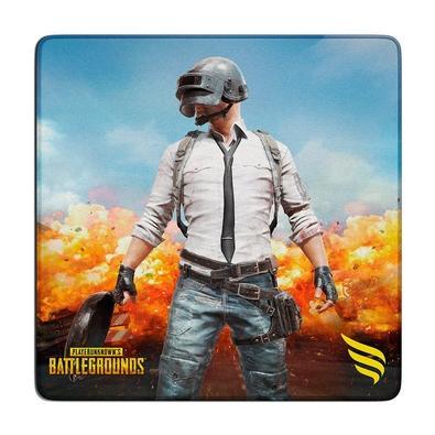 Mousepad Gamer Fallen PUGB First, Speed, Grande (450x450mm)