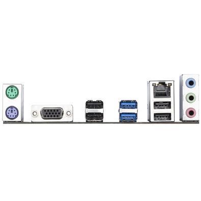 Placa-Mãe Gigabyte H410M S2, Intel LGA1200, Micro ATX, DDR4