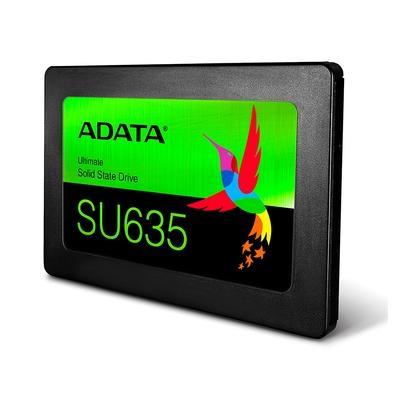 SSD Adata SU635, 480GB, SATA, Leituras: 520MB/s e Gravações: 450MB/s - ASU635SS-480GQ-R