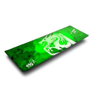 Mousepad Gamer ELG Extreme, Speed, Extra Grande (920x294mm), Verde - MPES