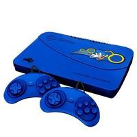 Vídeo Game Tectoy Master System, 2 Controles, Azul - 253256