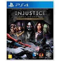 Game Injustice Gods Among Us Ultimate Edition PS Hits PS4