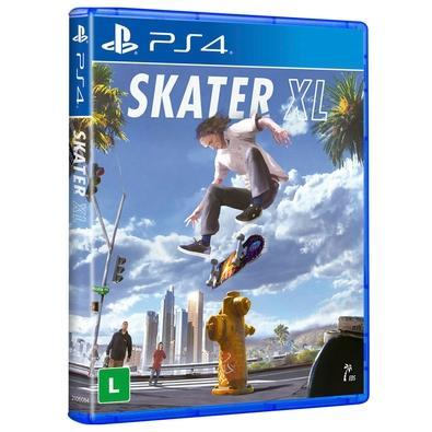 Jogo Skater Xl - Playstation 4 - Nis America