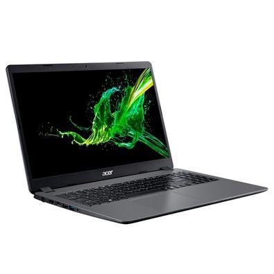 Notebook Acer Aspire 3 Intel Core i5-10210U, 4GB, SSD 256GB, Windows 10 Home, 15.6´, Cinza - A315-54-561D