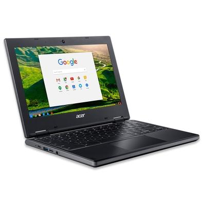 Chromebook Acer AMD A4-9120C, 4GB, 32GB, Chrome OS, Tela 11.6´ Touchscreen - R721T-488H