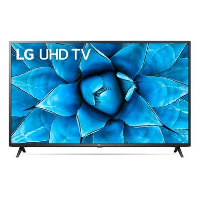 Smart TV LG 50´ 4K UHD, Conexão WiFi e Bluetooth, HDR, Inteligência Artificial, ThinQ, Smart Magic, Google Assistente e Alexa - 50UN7310PSC