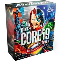 Processador Intel Core i9-10900K Marvel´s Avengers Collector´s Edition Packaging, Cache 20MB, 5.3GHz, LGA1200 - BX8070110900KA