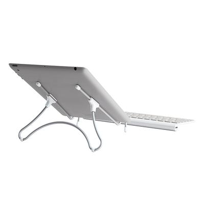 Suporte Octoo UpTable para Notebook, Ice Silver - UP-SI