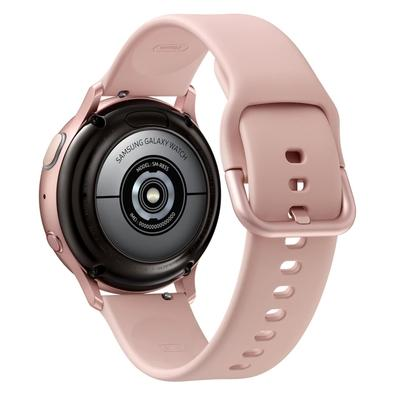Smartwatch Samsung Galaxy Watch Active2 LTE 40mm, Wi-Fi, Touchscreen, Monitor Cardíaco, Rose - SM-R835FZDPZTO