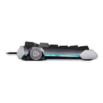 Teclado Optico-Mecânico Gamer Motospeed CK80, RGB, Golden Switch, ANSI - FMSTC0070PTO