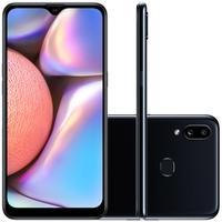 Smartphone Samsung Galaxy A10s, 32GB, 13MP, Tela 6.2´, Preto - SM-A107MZKRZTO