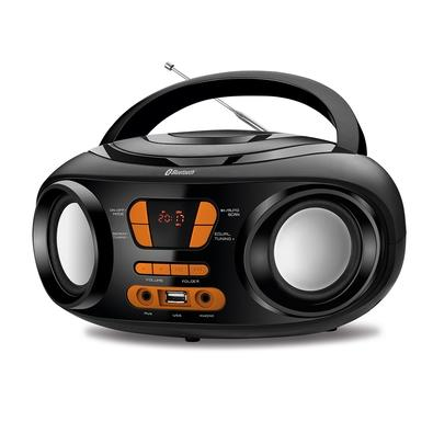 Rádio Portátil Mondial Boombox Up Dynamic, 8W RMS, Bluetooth, USB, FM - BX-19