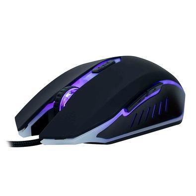 Mouse Gamer Oex Game Action Reloaded, LED, 6 Botões, 3200DPI - MS300