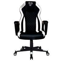 Cadeira Gamer Elements Gaming Elemental Aer Black/White - 63562