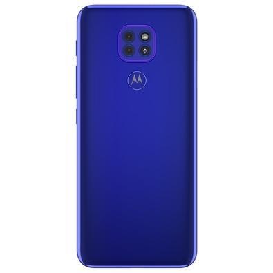 Smartphone Motorola Moto G9 Play, 64GB, 48MP, Tela 6.5´, Azul Safira + Capa Protetora - XT2083-1