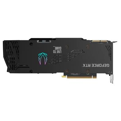 Placa de Vídeo Zotac NVIDIA GeForce RTX 3090 Trinity, 24GB, GDDR6X - ZT-A30900D-10P