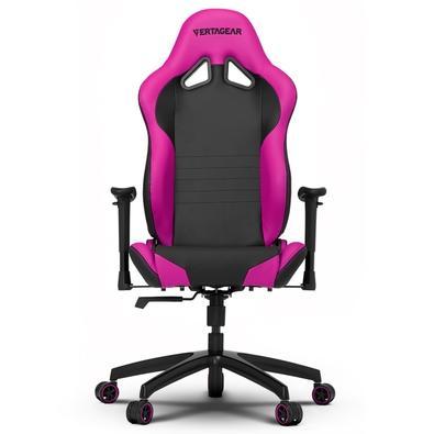 Cadeira Gamer Vertagear S-Line SL2000 Racing Series, Black/Pink - VG-SL2000-PK