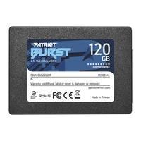 SSD Patriot Burst, 120GB, Sata III, 2.5, Leitura 560MBs e Gravação 540MBs - PBU120GS25SSDR