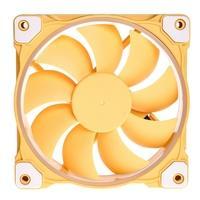 Cooler Fan ID Cooling - ZF-12025-Lemon Yellow
